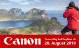 [Ankündigung] Canon Day bei DayDeal.ch am Dienstag, 20. August