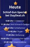 DayDeal: Schlaf-Gut-Special heute