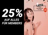 Import Parfumerie: 25% auf alles für Members