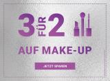 3 für 2 Makeup bei der Import Parfumerie