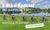 Heute: E-Bike-Special bei DayDeal.ch
