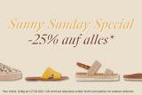 Ochsner Shoes: 25% Rabatt auf alle nicht reduzierten Artikel