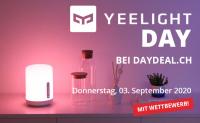Yeelight Special bei DayDeal.ch