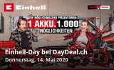 Einhell-Day bei DeinDeal – 12 Deals