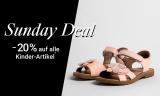 Ochsner Shoes: 20% Rabatt auf alle Kinder-Artikel (nur heute)