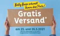 Betty Bossi Gratisversand