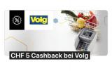 CHF 5 Cashback (Mindesteinkaufsbetrag CHF 15.-) bei Volg via TWINT