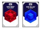 Diverse WD Red und Blue Harddisks zu Aktions- und Bestpreisen bei Digitec