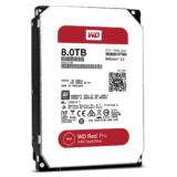 WD Red Pro NAS Hard Drive, 8TB Festplatte