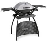 Weber Q 2200 Stand Grill (Granite Grey) bei Nettoshop für CHF 279.-