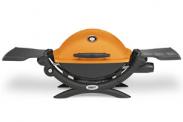 Weber Gasgrill Q 1200 (Orange) bei Nettoshop zum Bestpreis von CHF 179.-