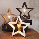 12% auf Weihnachtsbeleuchtung bei Lampenwelt, z.B. Siebenzackiger Acryl-Stern Iselin mit LED für CHF 42.15 statt CHF 47.90