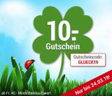 CHF 10.- Gutschein (ab MBW CHF 40.-) bei Weltbild
