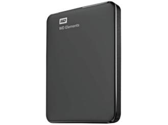 Western Digital Elements Portable SE 2TB USB3.0 2.5″ für CHF 61.90 statt CHF 82.-