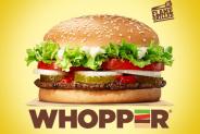 Burger King Click & Collect: Kostenloser Whopper bei erster Bestellung ab 15CHF