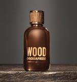 Gratismuster Parfum Wood Dsquared2