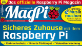14 Ausgaben MagPi Raspberry Pi Magazin gratis als PDF (Sonderhefte 2016 – 2018)
