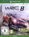 WRC (World Rally Championship) 8 für die Xbox One bei alcom.ch