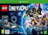 XBox One – LEGO Dimensions Starter Pack für CHF 9.90