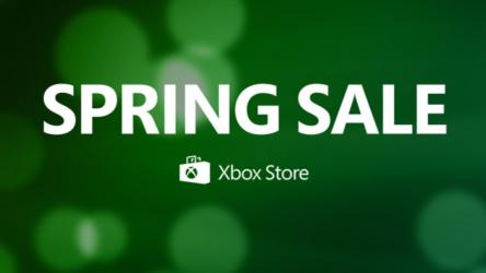 Spring Sale im Microsoft Store für Xbox-Spiele