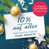 Nur heute: 10% auf alles bei Apfelkiste, z.B. Twinkly – 105x Smart LED Christmas Lights für CHF 62.91 statt CHF 69.90