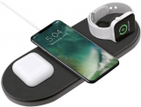 Nur heute – 3 in 1 XQISIT Qi Wireless Multi Device Charger bei Blick Top-Deal