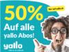Alle yallo Handyabos zum halben Preis, ohne Handy, für 24 Monaten, Option auf ewig !