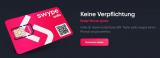 yallo swype App-basiertes Mobile Angebot 30 Tage gratis testen