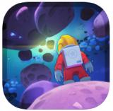 Gratis iOS App: Captain Cowboy, Puzzle-Abenteuer im Asteroiden-Labyrinth [iTunes]