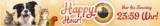 Zooplus – Happy Hour Schnäppchen mit 50% Rabatt
